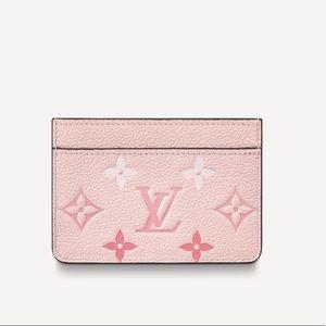 NIB Louis Vuitton Card Holder